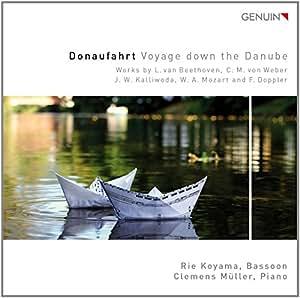 Donaufahrt. uvres originales et arrangements pour basson. Koyama, Müller.