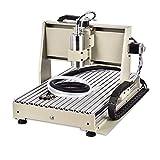 3 Achse 6040 1500W VFD Graviermaschine CNC Router Printer FräSmaschine Mach 3 3D Cutter