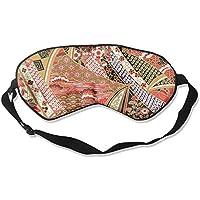 Eye Mask Eyeshade Colorful Flower Sleeping Mask Blindfold Eyepatch Adjustable Head Strap preisvergleich bei billige-tabletten.eu