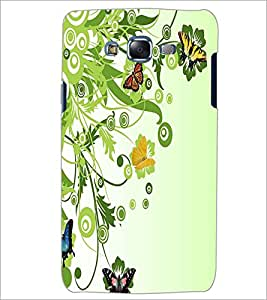 PRINTSWAG BUTTERFLIES Designer Back Cover Case for SAMSUNG GALAXY J5