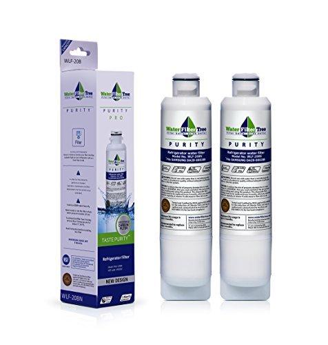 Frigoríficos Y Congeladores Electrodomésticos Forceful 2x Samsung Da29-00003g Compatible Nevera Agua Aqua Filtro Ecoaqua
