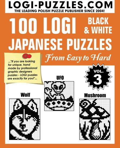 te Japanese Puzzles: Easy to Hard ()