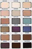 ADS BALMSAI 18 Colors Eyeshadow and Brow...