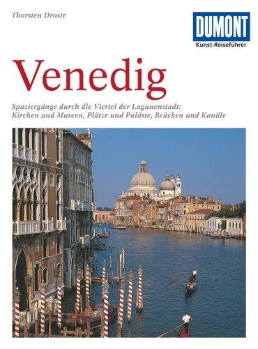 Image of DuMont Kunst Reiseführer Venedig