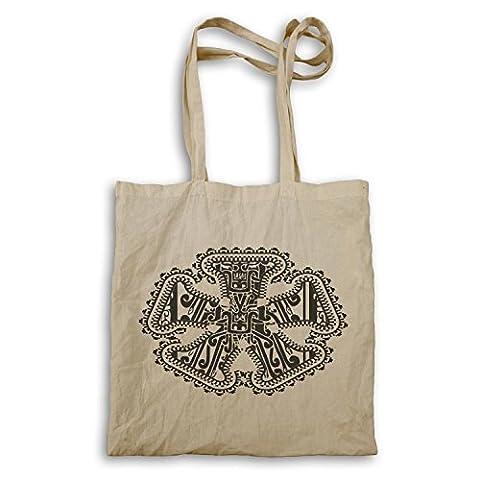 Dessins Anciens - Symbole astérisque avec dessin ancien Sac à