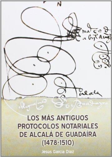 Los más antiguos protocolos notariales de Alcalá de Guadaíra (1478-1510) por Jesús García Díaz