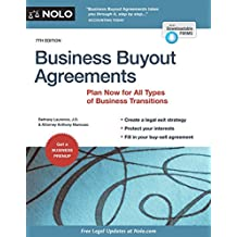Business Buyout Agreements: Plan Now for All Types of Business Transitions (English Edition)