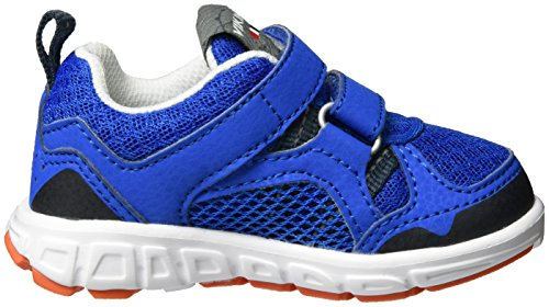 VikingHobbit Gtx - Scarpe Sportive Outdoor Unisex – Bambini Blau (Royal/Orange)