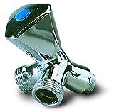 anzapack 852081–Wasserhahn für Waschmaschine und Spülmaschine