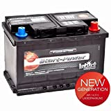 intAct Batterie Start-Power 12V 74Ah 680A 57412