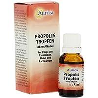 PROPOLIS 20% Tropfen ohne Alkohol 15 Milliliter preisvergleich bei billige-tabletten.eu