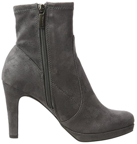 Tamaris Ladies 25365 Boots Grey (graphite)