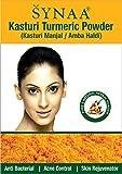 #4: Synaa Kasturi Turmeric Powder   Kasturi Manjal (100g)