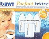 6 BWT Universal Wasserfilter Kartuschen für Brita Classic, Pearl Co und Anna