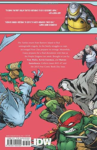 Teenage Mutant Ninja Turtles Volume 12: Vengeance Part 1
