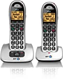 Best 2 Line Cordless Phones - BT 4000 Cordless Big Button Phone with Nuisance Review