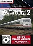 Pro Train Perfect 2 - AddOn 12 Dortmund - Hannover - [PC] -
