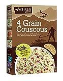 Artisan Grains 4 Grano De Cuscús 200g (Paquete de 2)