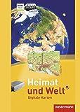 Heimat und Welt Weltatlas: Digitale Karten: Einzelplatzlizenz