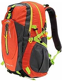 Docooler 40L del Morral del Hombro Transpirable y Resistente al Agua al Aire Libre Viajando Alpinismo Senderismo Mochila Unisex