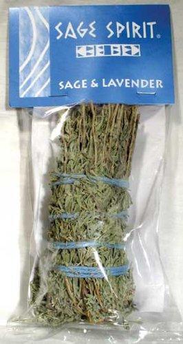 NewAge Salbei & Lavendel Smudge Stick 12,7cm Lavendel-salbei