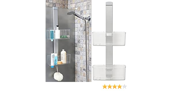 Tw24 duschhängeregal luxus design duschablage badregal