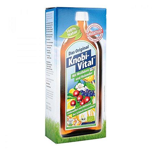 Knobivital mit Weissdorn+holunder 960 ml