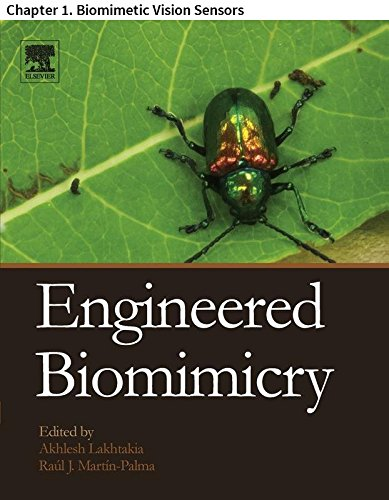 Engineered Biomimicry: Chapter 1. Biomimetic Vision Sensors (English Edition) -