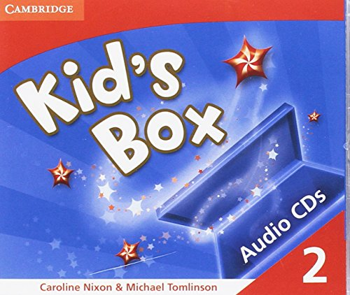 Kid's Box 2 Audio CDs (3): Level 2 - 9780521688116