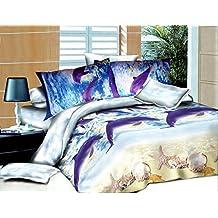 housse de couette dauphin. Black Bedroom Furniture Sets. Home Design Ideas