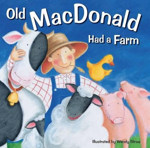 Old MacDonald Had a Farm (20 Favourite Nursery Rhymes)