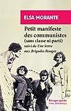 """Afficher """"Petit manifeste des communistes, sans classe ni parti"""""""