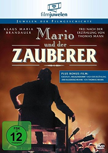 Bild von Thomas Mann: Mario und der Zauberer