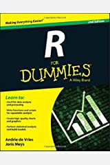 R For Dummies, 2nd Edition Paperback