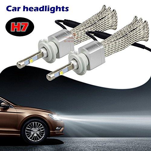 Preisvergleich Produktbild sweon 280W 4800LM H7Cree xhp-50Auto LED Scheinwerfer-Kit Xenon Weiß 6000K Lampe H1H3H4H11H1390049005900690079012