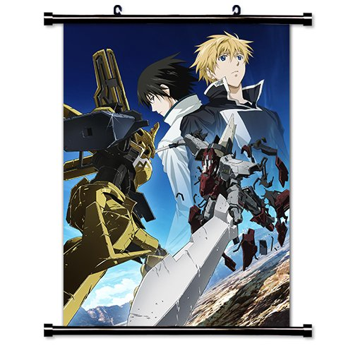 Broken Blade Anime Fabric Wall Scroll Poster (32 x 45) Inches