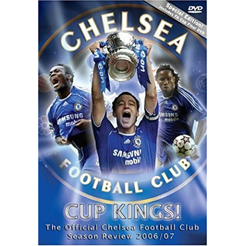 Cup Kings! Chelsea FC - 2006/2007 Season