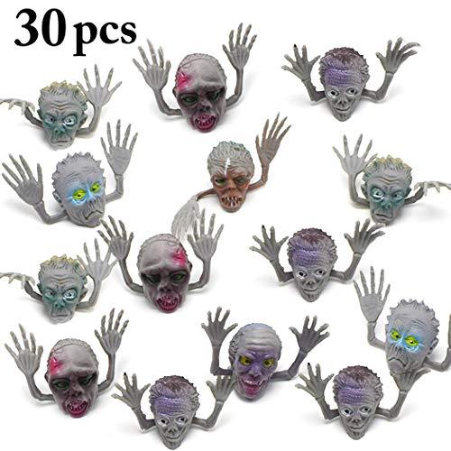 Joyibay Halloween Finger Spielzeug Halloween Party Stütze Lustige Geschichte Stütze Spielzeug für Kinder Erwachsene