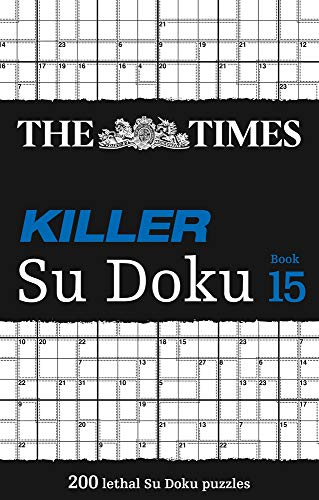 The Times Killer Su Doku Book 15