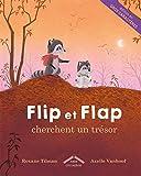 Flip et Flap cherchent un tresor