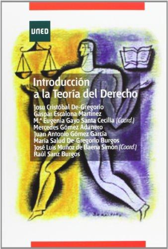 Introducción a La Teoría Del Derecho (GRADO)