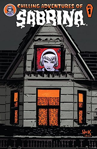 NEW ONGOING SERIES! Terror is born anew in this dark re-imagining of Sabrina the Teenage Witch's origin. On the eve of her sixteenth birthday, the young sorceress finds herself at a crossroads, having to choose between an unearthly destiny and her mo...