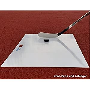 Best4Hockey Shooting pad pro, Trainingsplatte Eishockey, Schießplatte 146x73cm f. Schlagschuß Training