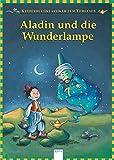 Aladin und die Wunderlampe: Kinderbuchklassiker zum Vorlesen