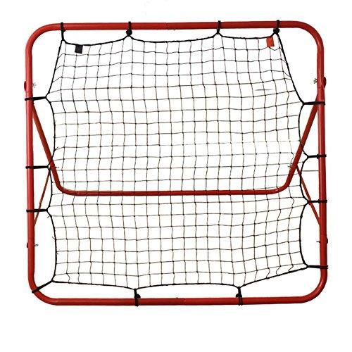 Crewell Bounce Fußball Tür Golf Baseball Praxis Training Hockey-Netz für Outdoor Sport