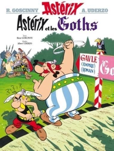 Astérix - Astérix et les goths - n°3 par René Goscinny