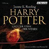 Harry Potter und der Stein der Weisen (Harry Potter, gelesen von Felix von Manteuffel, Band 1) - J.K. Rowling