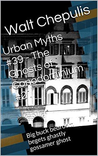 Urban Myths #39 - The Ghosts of Conodominium #21: Big buck bedroom begets ghastly gossamer ghost (Urban Myths #39 of a 100) (English Edition) - Gossamer Ghost
