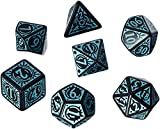 Pathfinder Iron Gods (7) Dice Set