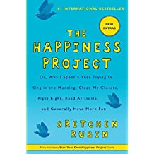 The Happiness Project by Gretchen Rubin (2012-04-24)